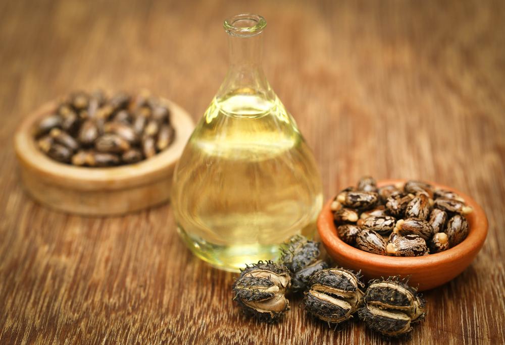 Produkty do włosów z olejkiem rycynowym